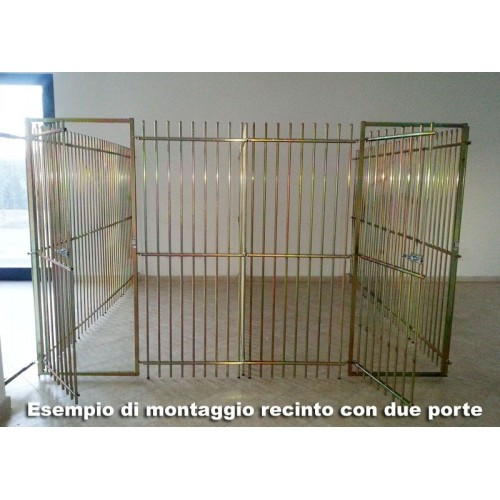 recinzione per cani di grossa taglia
