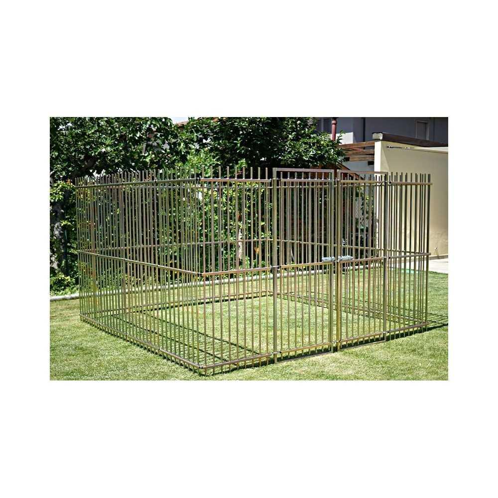 recinzioni da esterno per cani giardino.