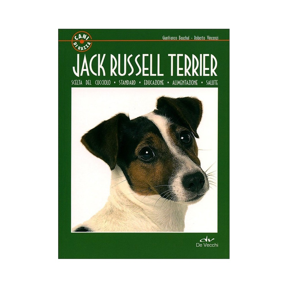 Libro Il Jack Russel Terrier""""