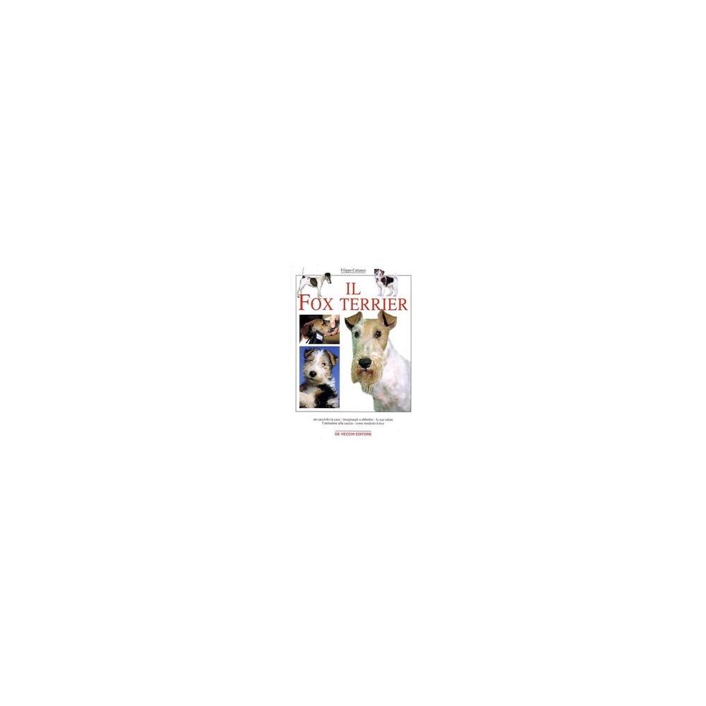 """Libro Il Fox Terrier"""""""""""