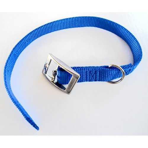 Collare in nylon  per cani di piccola taglia cm.24/31