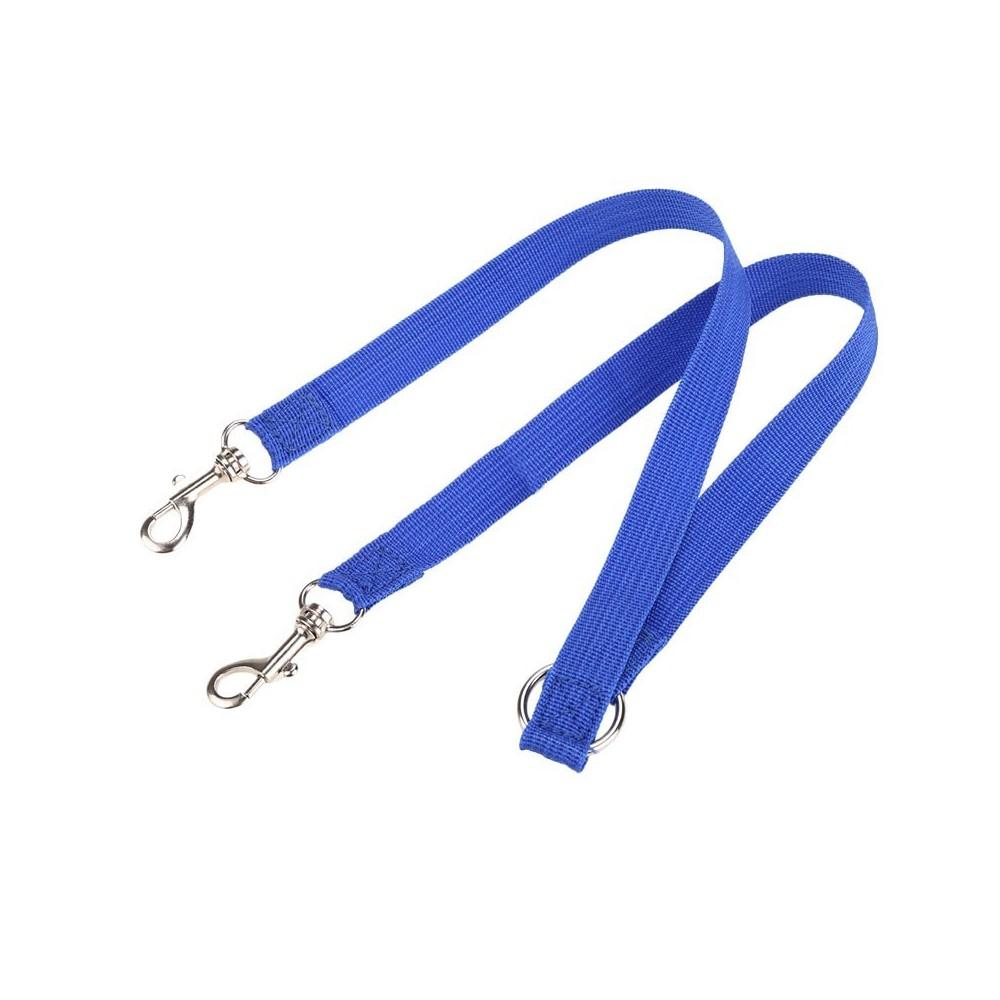 Sdoppiatore in nylon per cani di piccola taglia