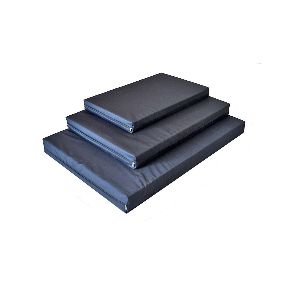 Materassino imbottito cm.90x55 sfoderabile idrorepellente antistrappo cm.90x55