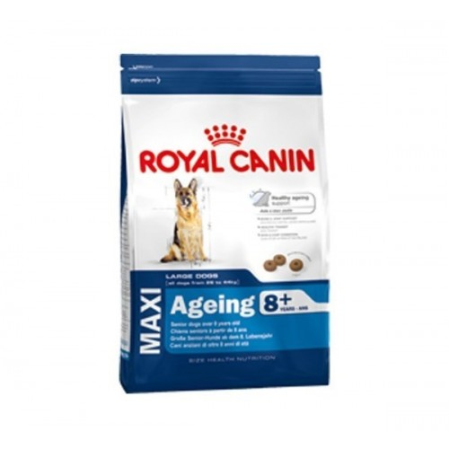 Royal Canin Maxi ageing 8+ (oltre 8 anni) - Confezione da Kg. 15