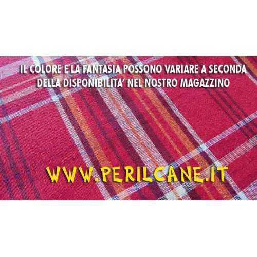 Ricambio cuscino imbottito per branda 65x45