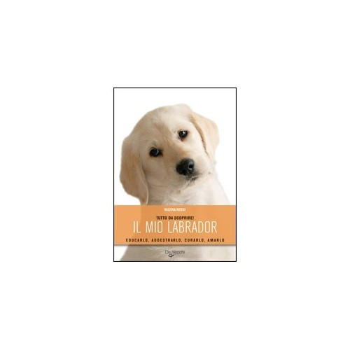 "Libro Il mio Labrador"""""