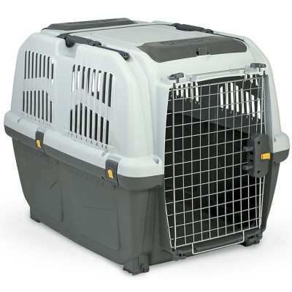 Trasportino cani per aereo e auto Skudo