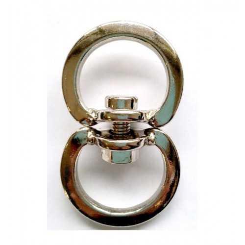 Anello doppio girevole Sprenger medio