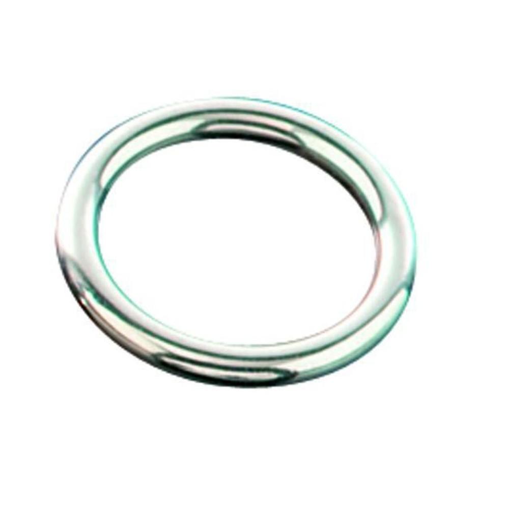 Anello Sprenger D-Ring in acciaio inossidabile mm. 16
