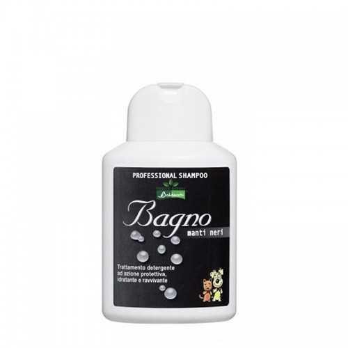 Shampoo Baldecchi manti neri professionale per cani - ml. 250