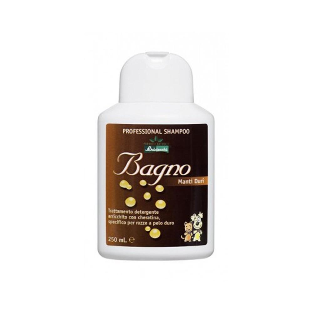 Shampoo Baldecchi manti duri professionale per cani - ml. 250