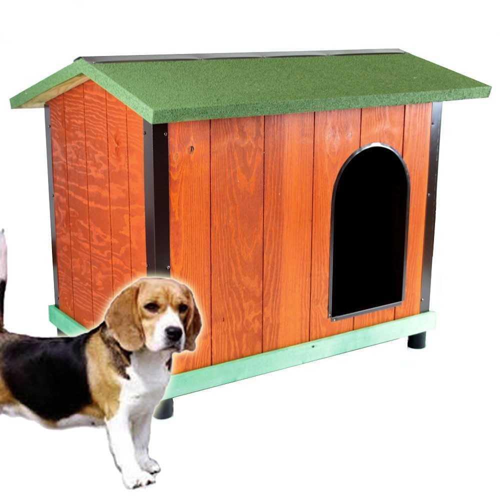 cuccia coibentata da esterno per cani mod comfort