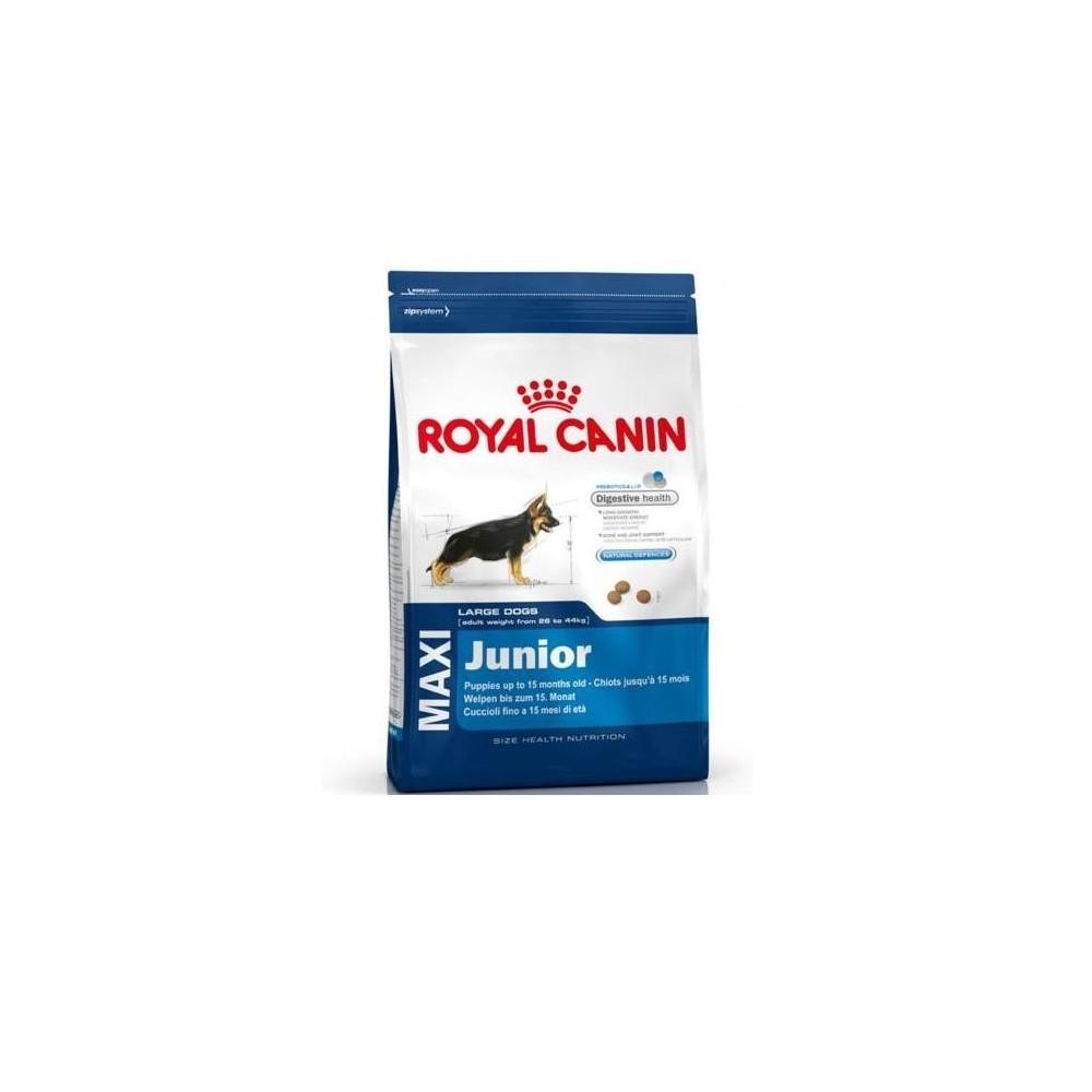 Royal canin Maxi junior 32 -kg. 15 (5 - 15 mesi)
