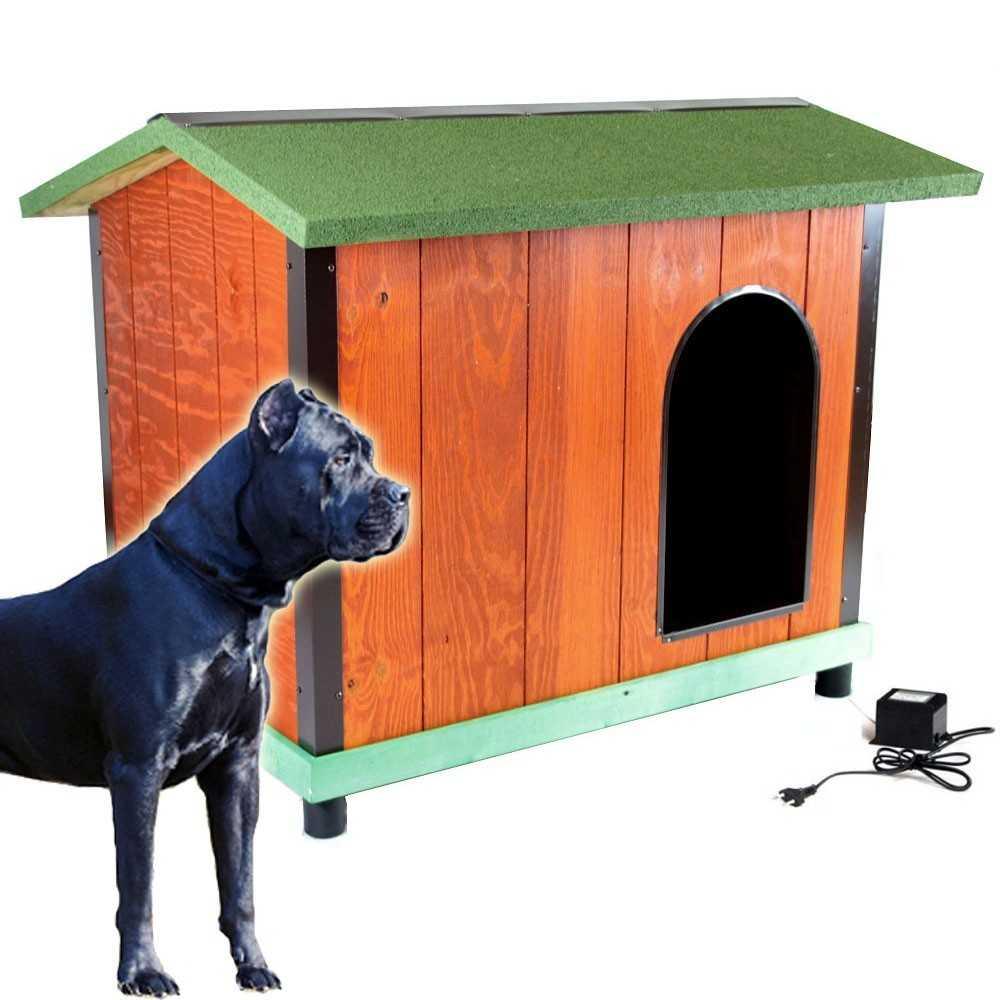 Cuccia Riscaldata Comfort 4 taglia XL per Rottweiler, Mastino, Dogue, Corso, Leonberger