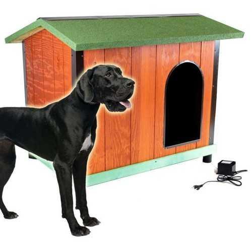 Cuccia Coibentata e riscaldata per cani