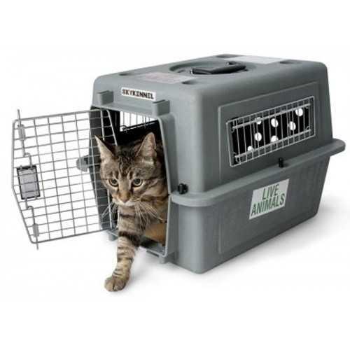 Trasportino  per cani piccoli e gatti Sky Kennel Petmate