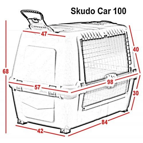 Skudo Car Prestige 100 - perilcane.it
