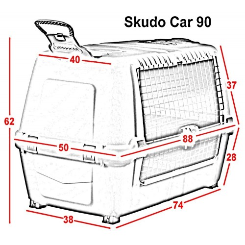 Skudo Car Prestige 90 - perilcane.it