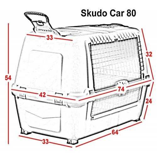 Skudo Car Prestige 80 - perilcane.it