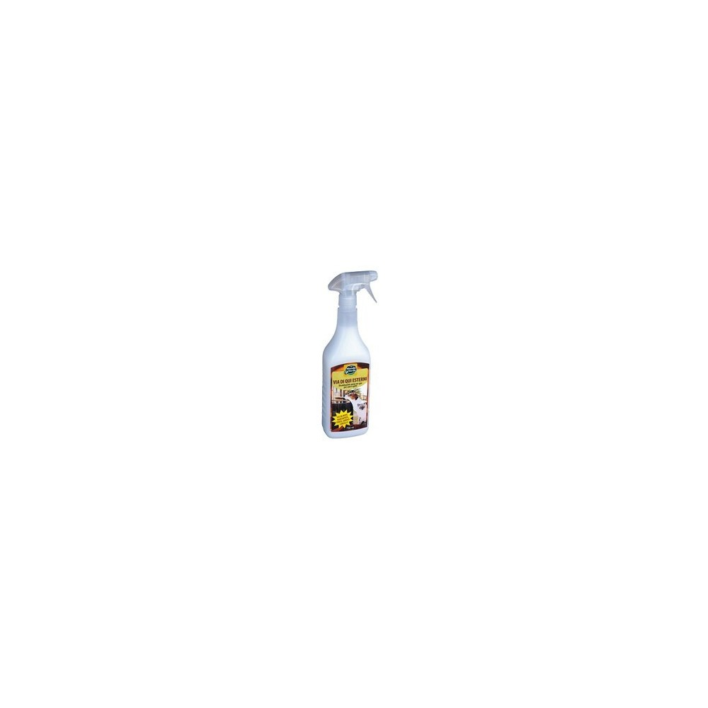 repellente Via di Qui spray esterni ML.750