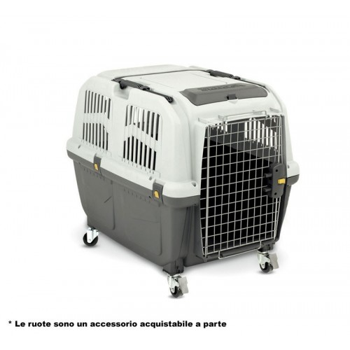 Trasportino aereo IATA per cani Skudo