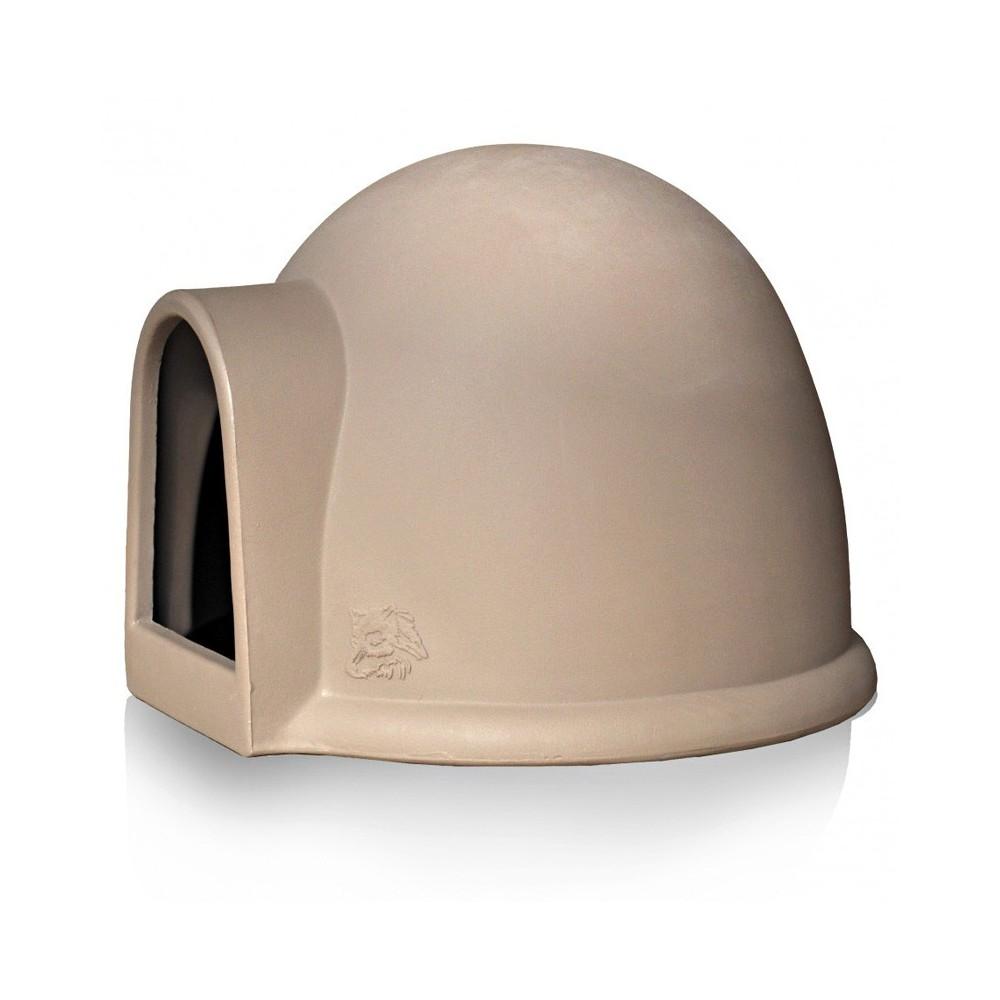 Cuccia per cane Pastore Tedesco, Doberman in resina plastica Igloo 4
