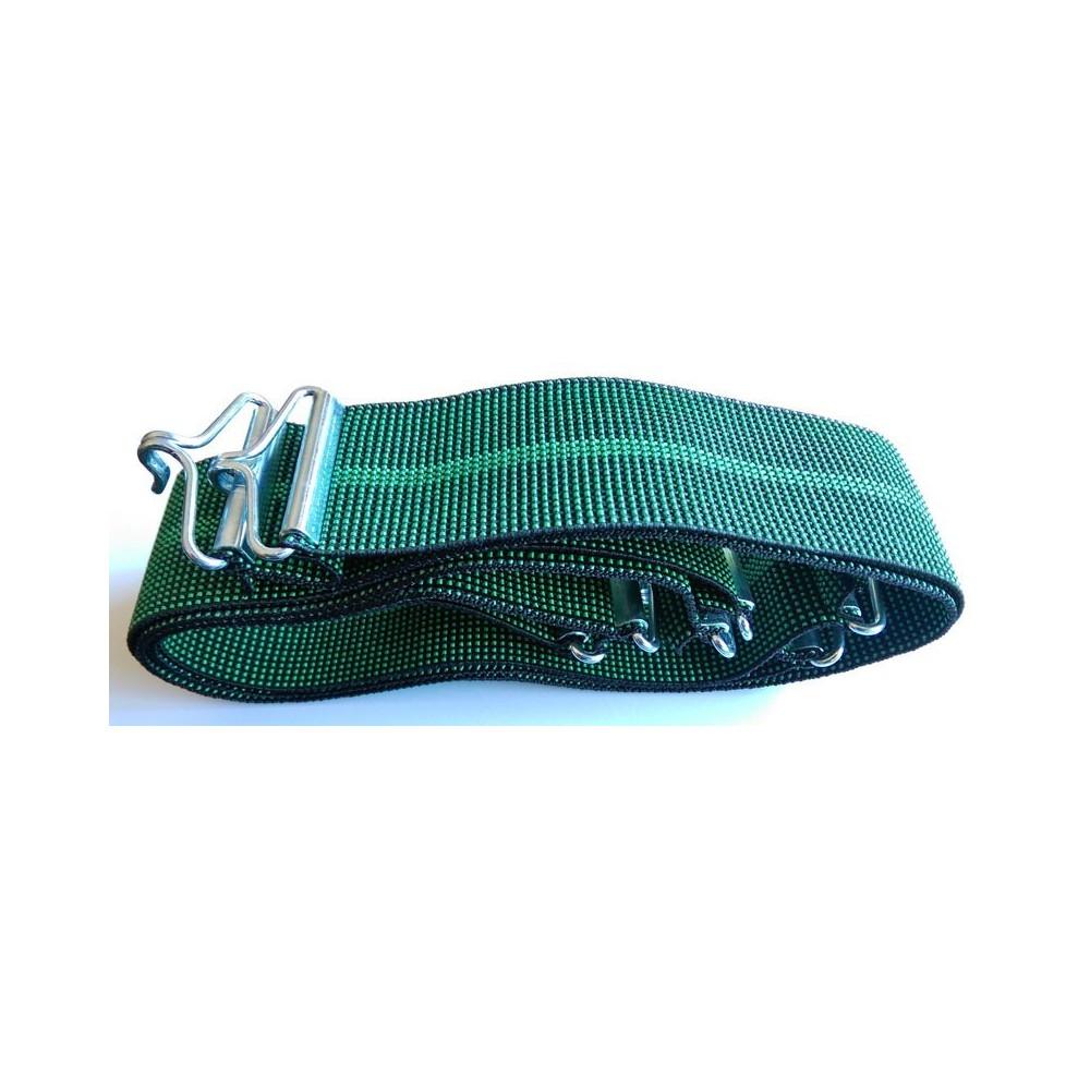 Ricambio elastici per brandina mis. 50x35