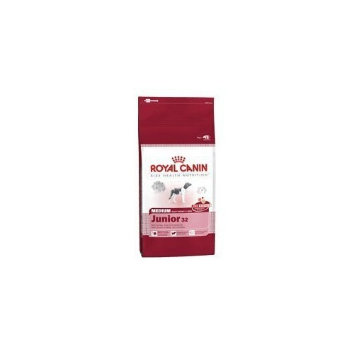 Royal Canin Medium junior 32 (2 - 12 mesi) - Confezione da Kg. 15