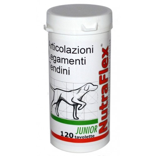 NutraFlex Junior integratore 120 tavolette