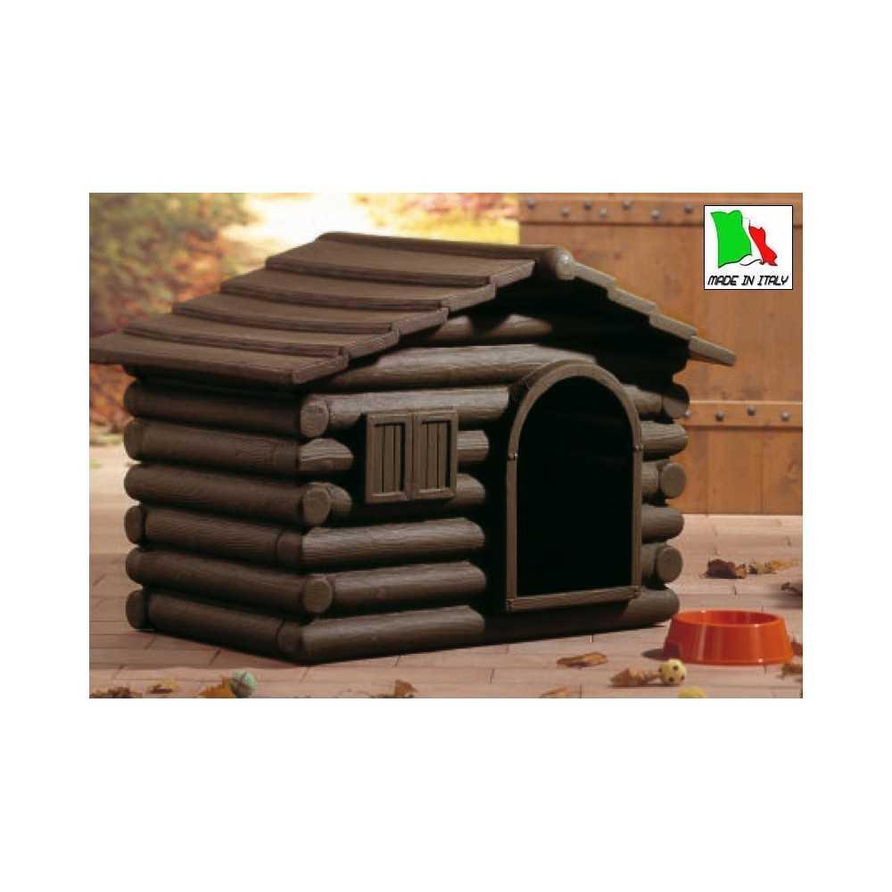 Animali Di Plastica Da Giardino.Cuccia In Resina Plastica Per Cani Dacia