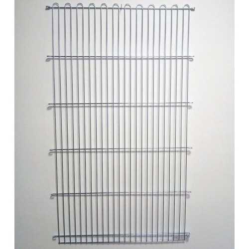 Pannello di aggiunta per recinto altezza 120x80 larghezza