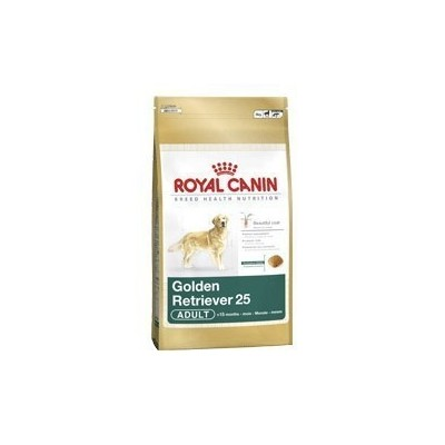 Royal Canin Bred Golden Retriever adult 25 - Confezione da Kg. 12