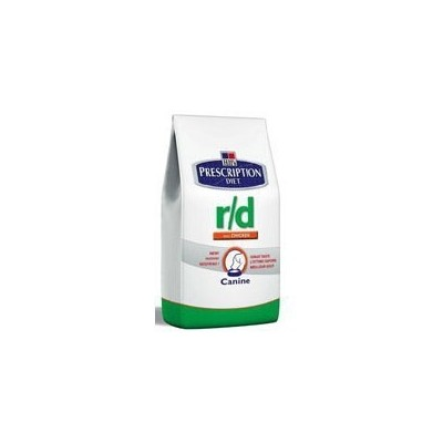 Hill's Prescription Diet Canine r/d con pollo  kg. 4