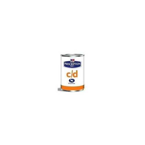 Hill's Prescription Diet Canine c/d - 12 lattine da g. 370
