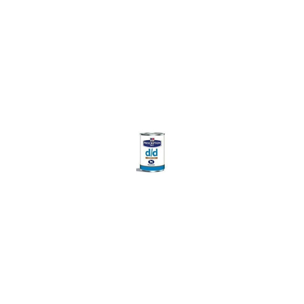 Hill's Prescription Diet Canine d/d agnello 12 lattine da g. 370