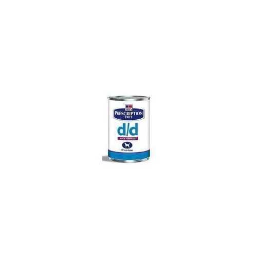 Hill's Prescription Diet Canine d/d anatra 12 lattine da g. 370