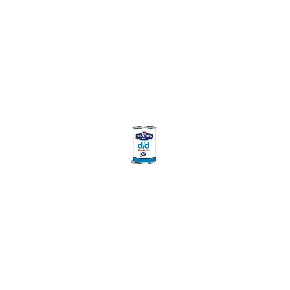 Hill's Prescription Diet Canine d/d cervo 12 lattine da g. 370