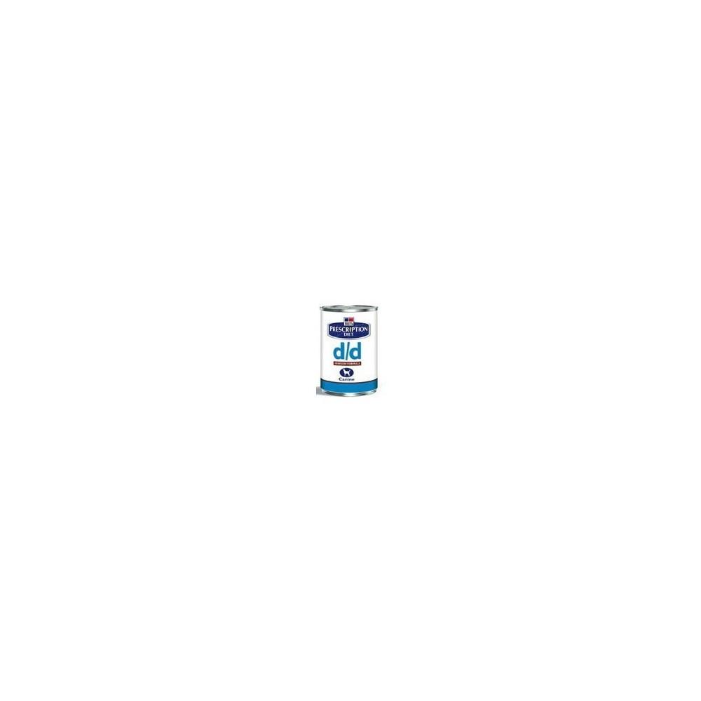 Hill's Prescription Diet Canine d/d cervo 12 lattine da g. 370