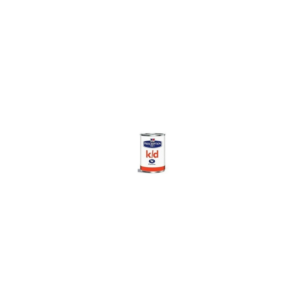 Hill's Prescription Diet Canine k/d 12 lattine da g. 370