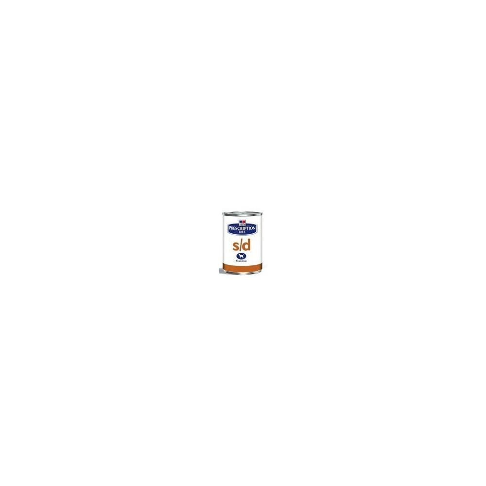 Hill's Prescription Diet Canine s/d 12 lattine da g. 370