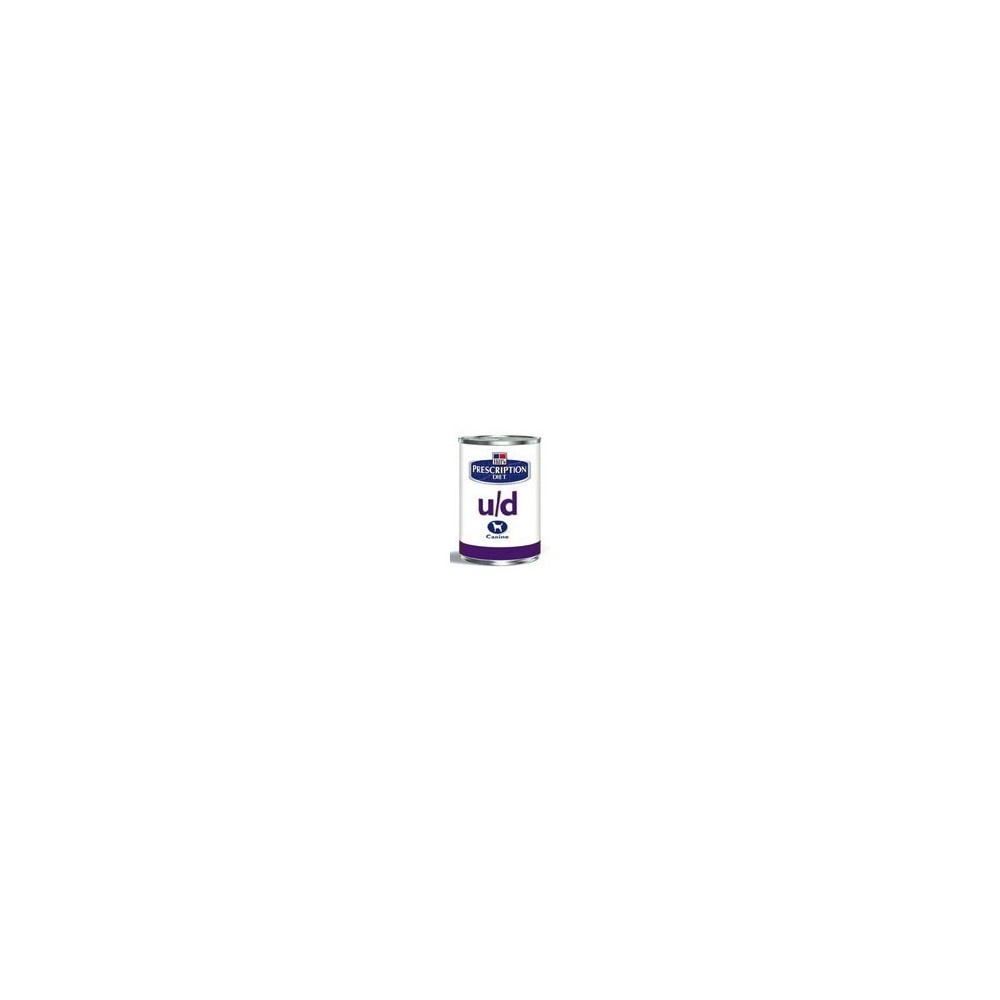 Hill's Prescription Diet Canine u/d 12 lattine da g. 370