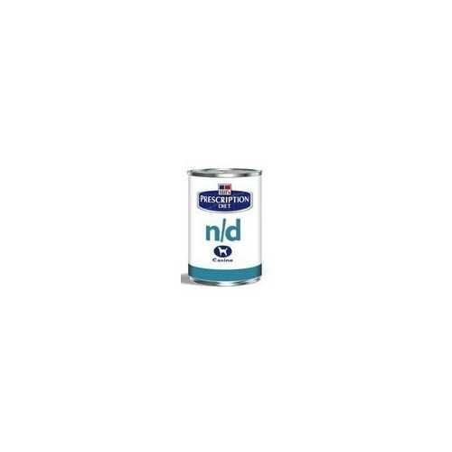 Hill's Prescription Diet Canine n/d 12 lattine da g. 360