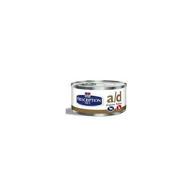 Hill's Prescription Diet Canine a/d - 12 lattine da g. 156