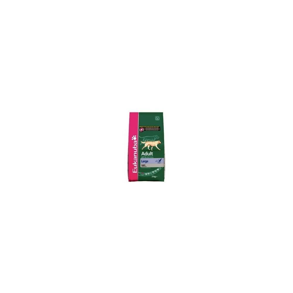 Eukanuba Adult Taglia Grande agnello e riso - Confezione da Kg. 12