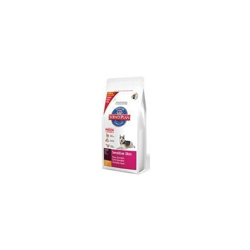 Hill's Science Plan Canine Adult Sensitive Kg. 12 Skin with con pollo