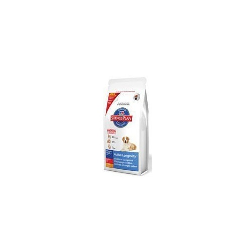 Hill's Science Plan Canine Mature Adult 7+ Active Longevity Medium con pollo Kg.12