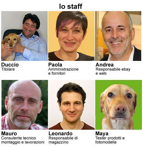 Perilcane.it - Lo Staff